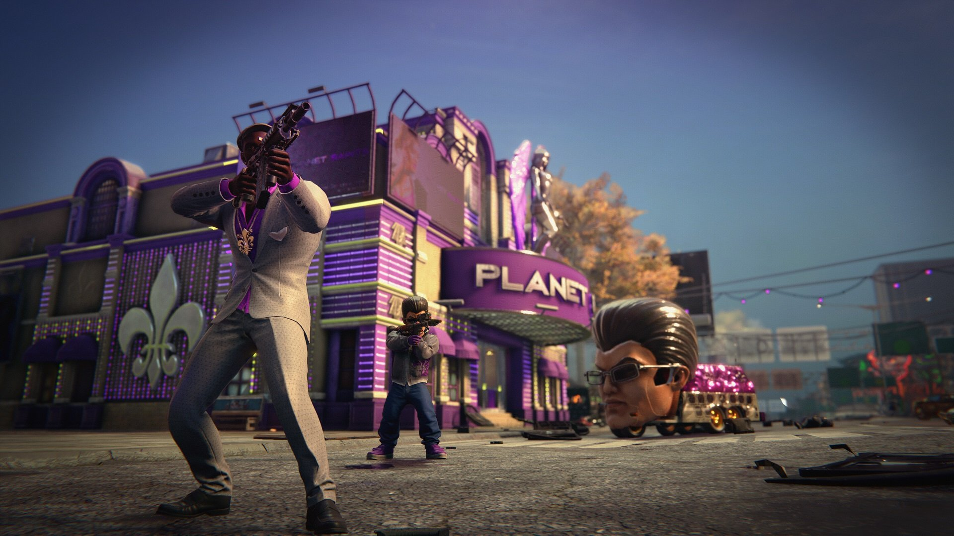 A Saints Row: The Third remaster is coming to PC, PS4, and Xbox One in May screenshot