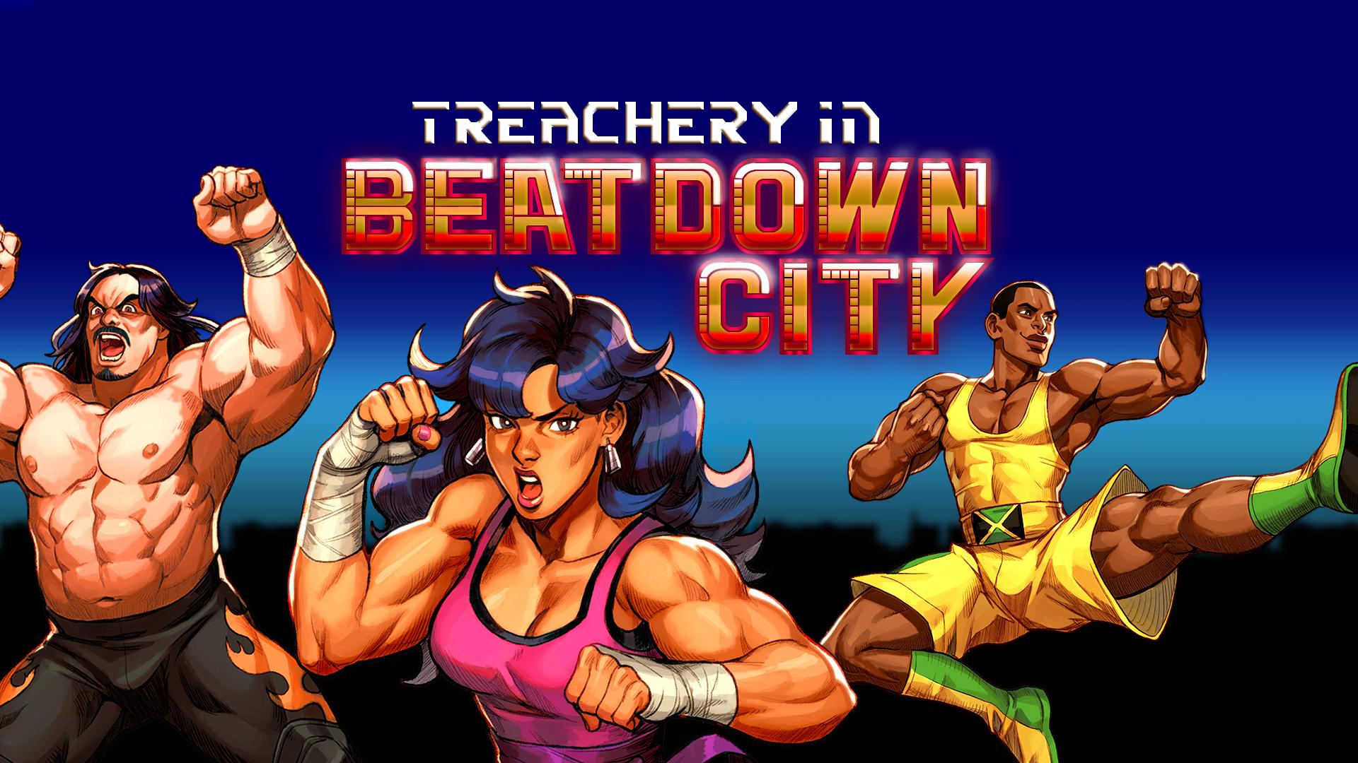 Review: Treachery in Beatdown City
