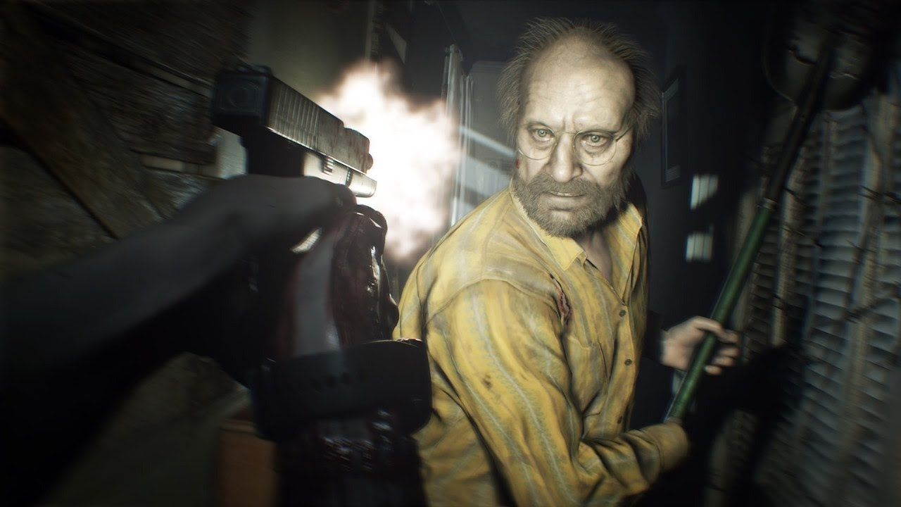 Rumor: Resident Evil 8 to debut in 2021, will be completely first-person screenshot