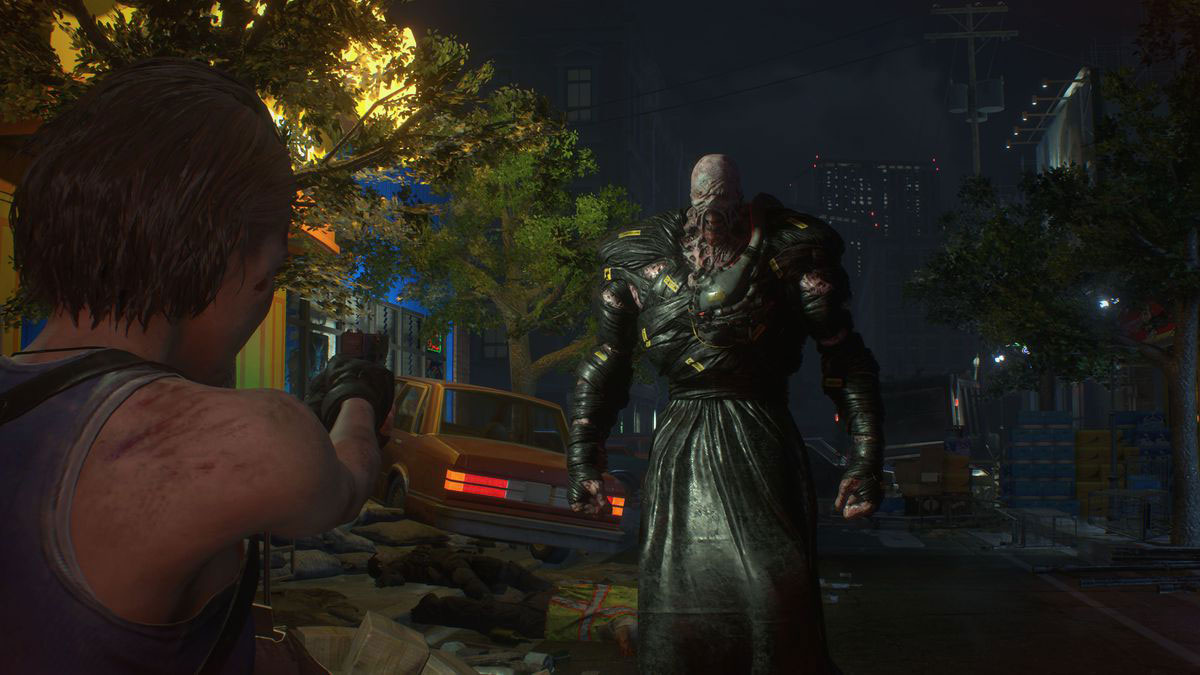 Nemesis clearly isn't following social distancing guidelines screenshot
