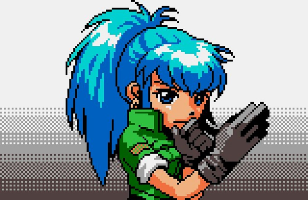 SNK's Neo Geo Pocket classic Gals Fighters rated for Switch screenshot