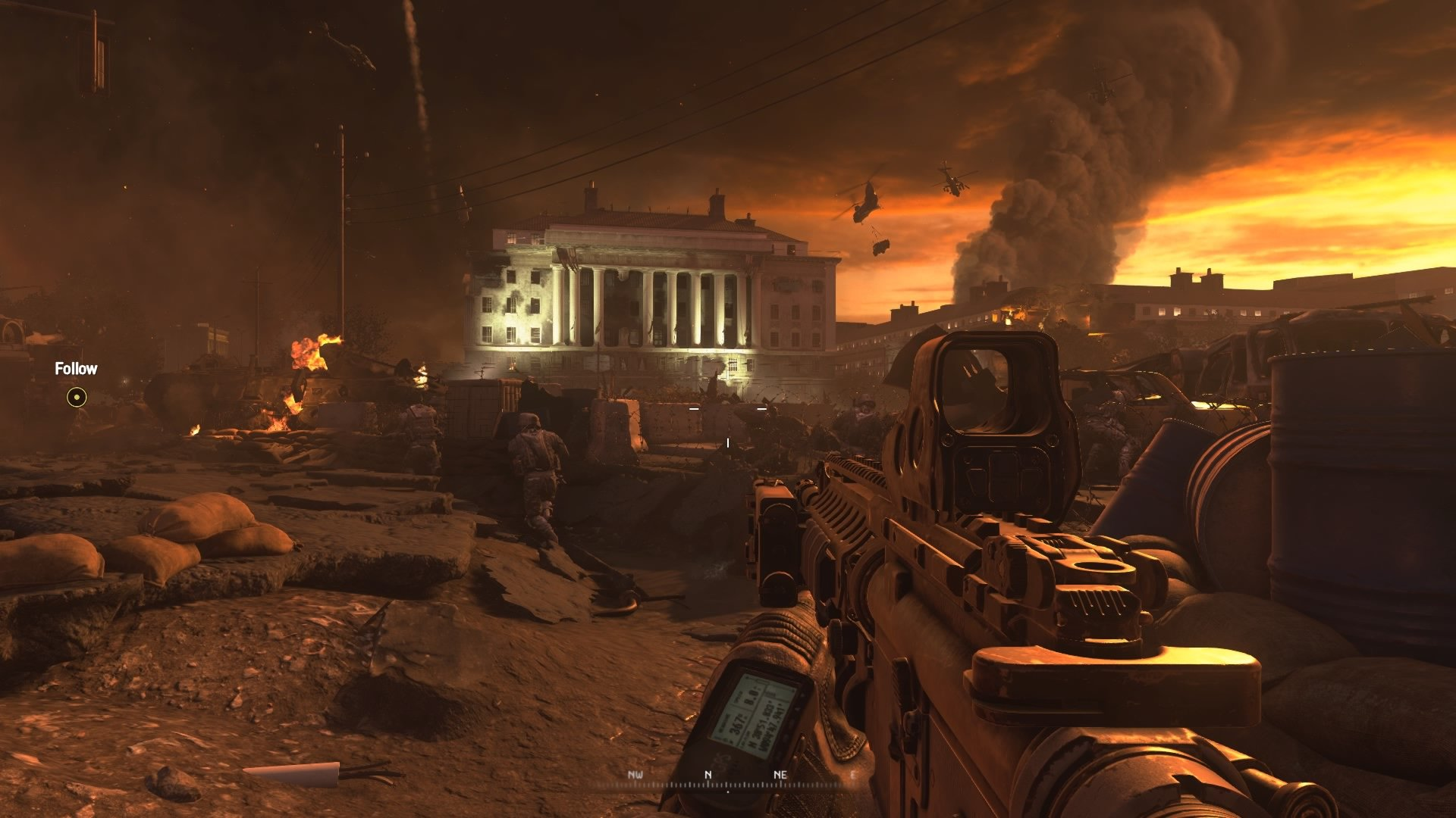 Review Call Of Duty Modern Warfare 2 Campaign Remastered