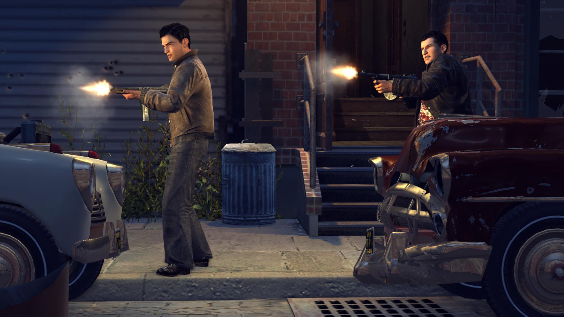 Mafia II rumored to get in on the remaster racket screenshot