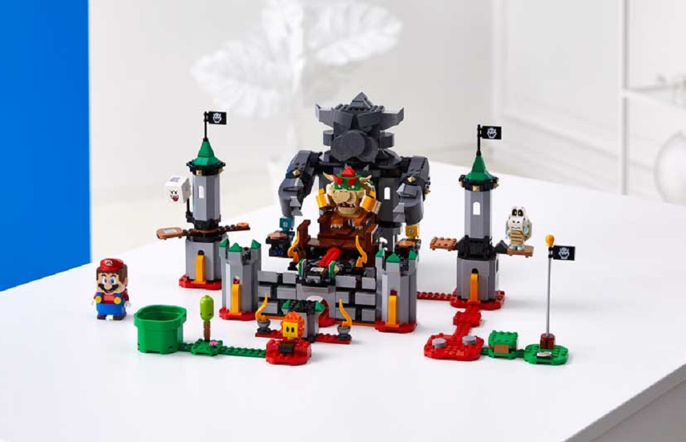 Lego Super Mario will launch in August, starter sets detailed screenshot