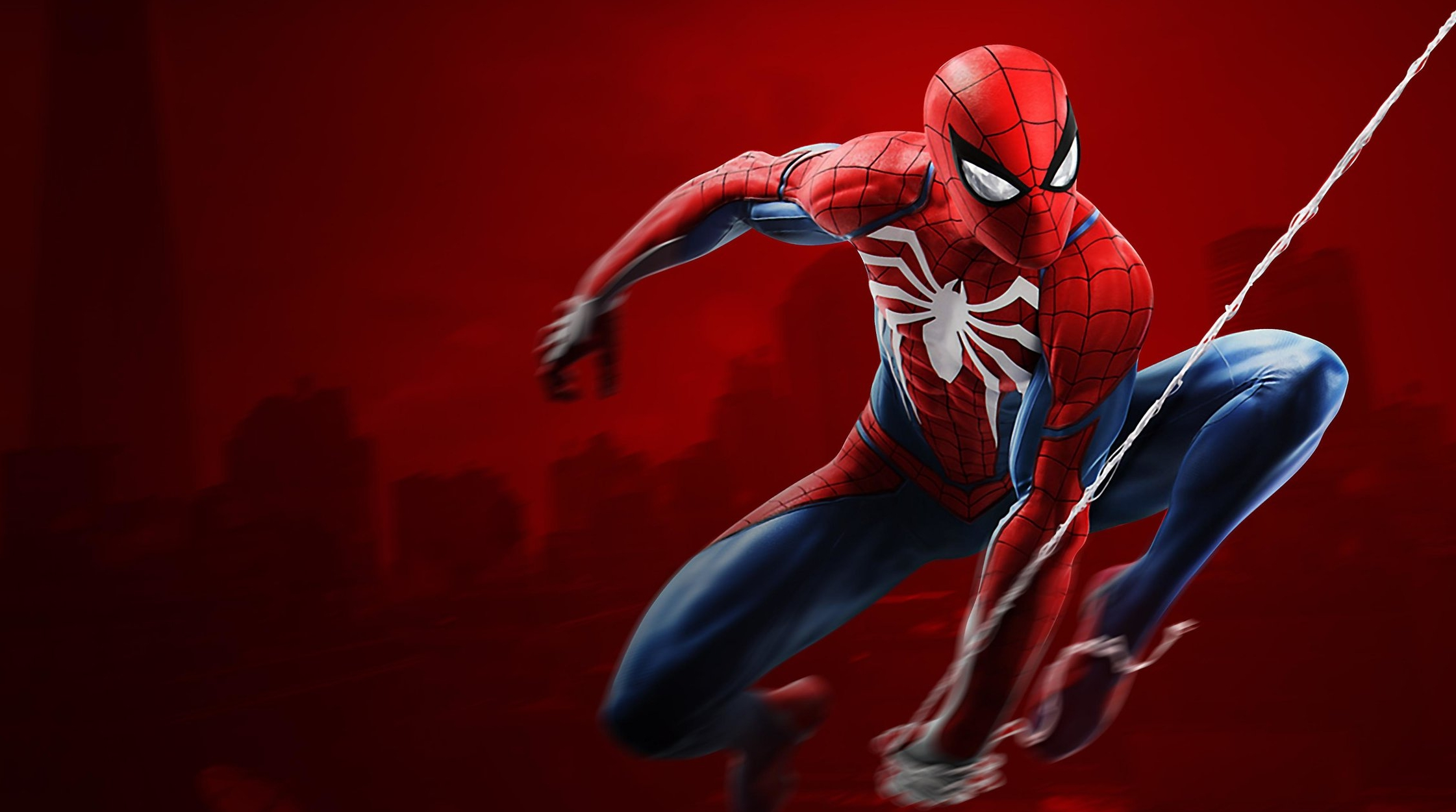 Spider-Man swings onto PlayStation Now screenshot