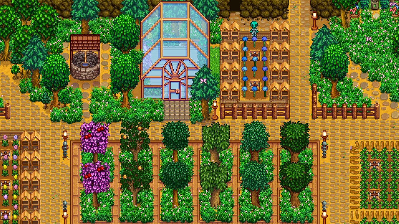 You'll want room for banana trees in Stardew Valley's 1.5 update screenshot