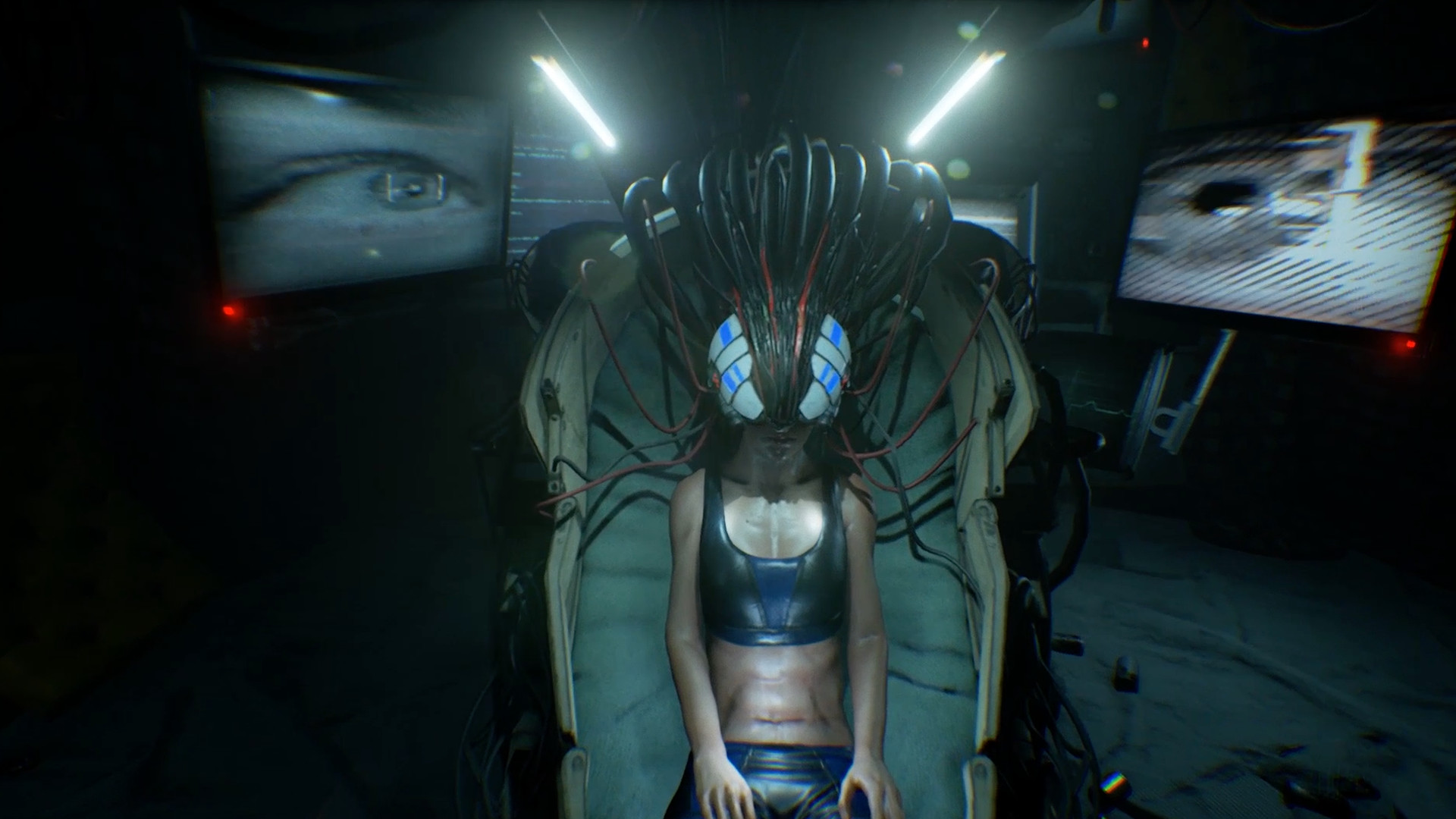 Observer jacks in for another cyberpunk nightmare on PS5 and Xbox Series X screenshot