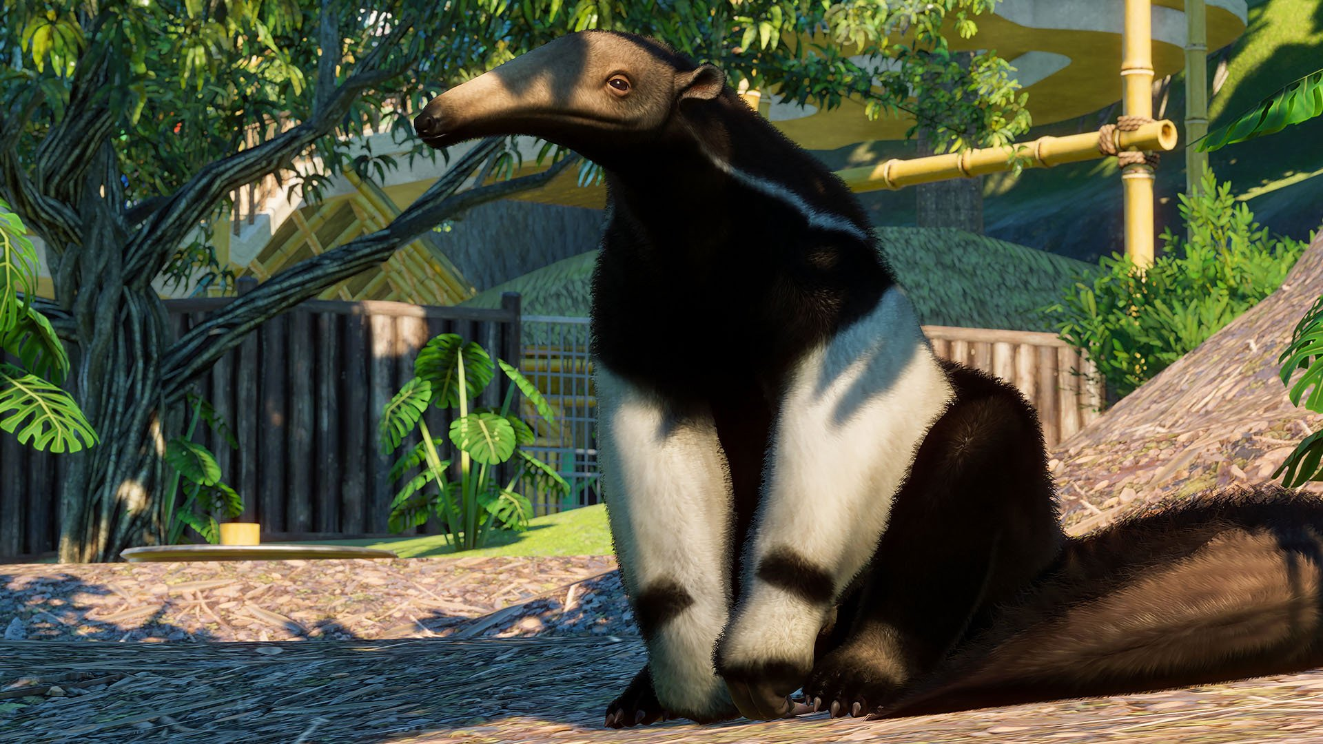 Planet Zoo's South America Pack is a letdown if you're into story scenarios screenshot