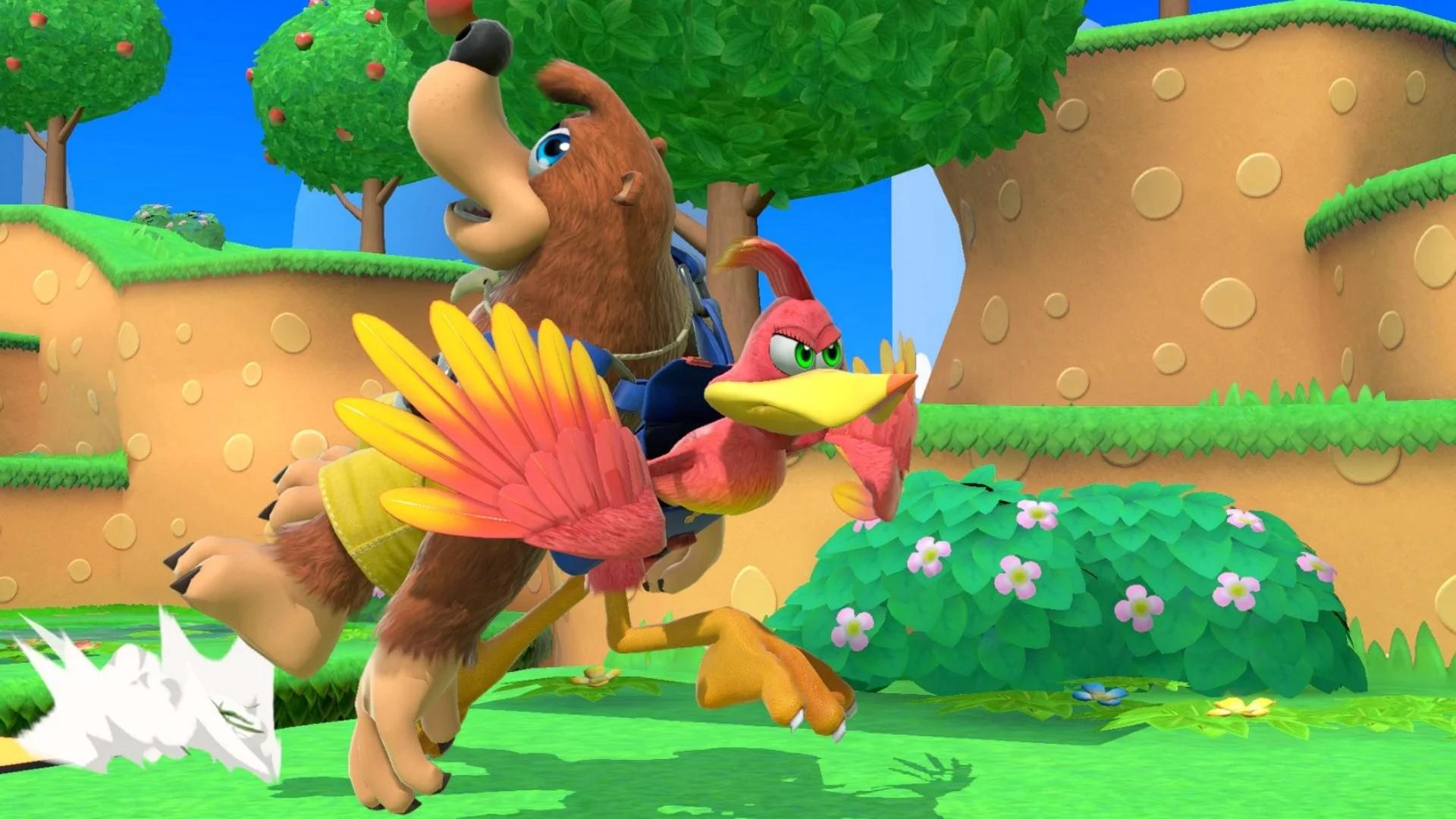 Yooka-Laylee studio shuts down rumors that they're making a Banjo-Kazooie game for Microsoft screenshot