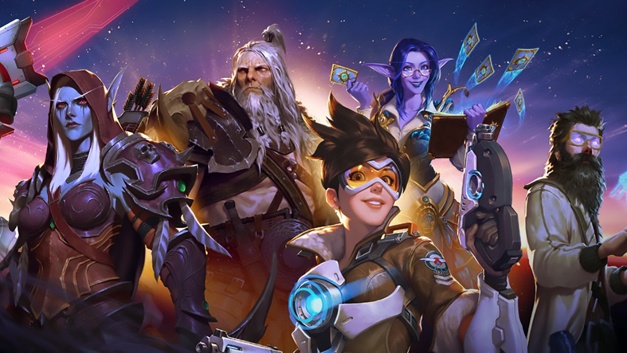 Blizzard says BlizzCon is a big ol' question mark right now screenshot