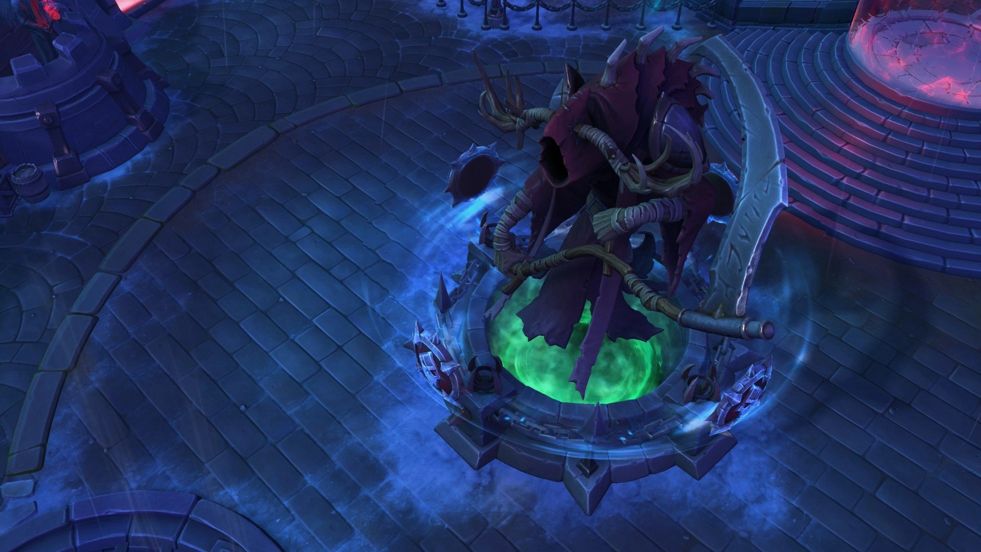 Here are all of the ways Heroes of the Storm is mixing up the MOBA philosophy on cores screenshot