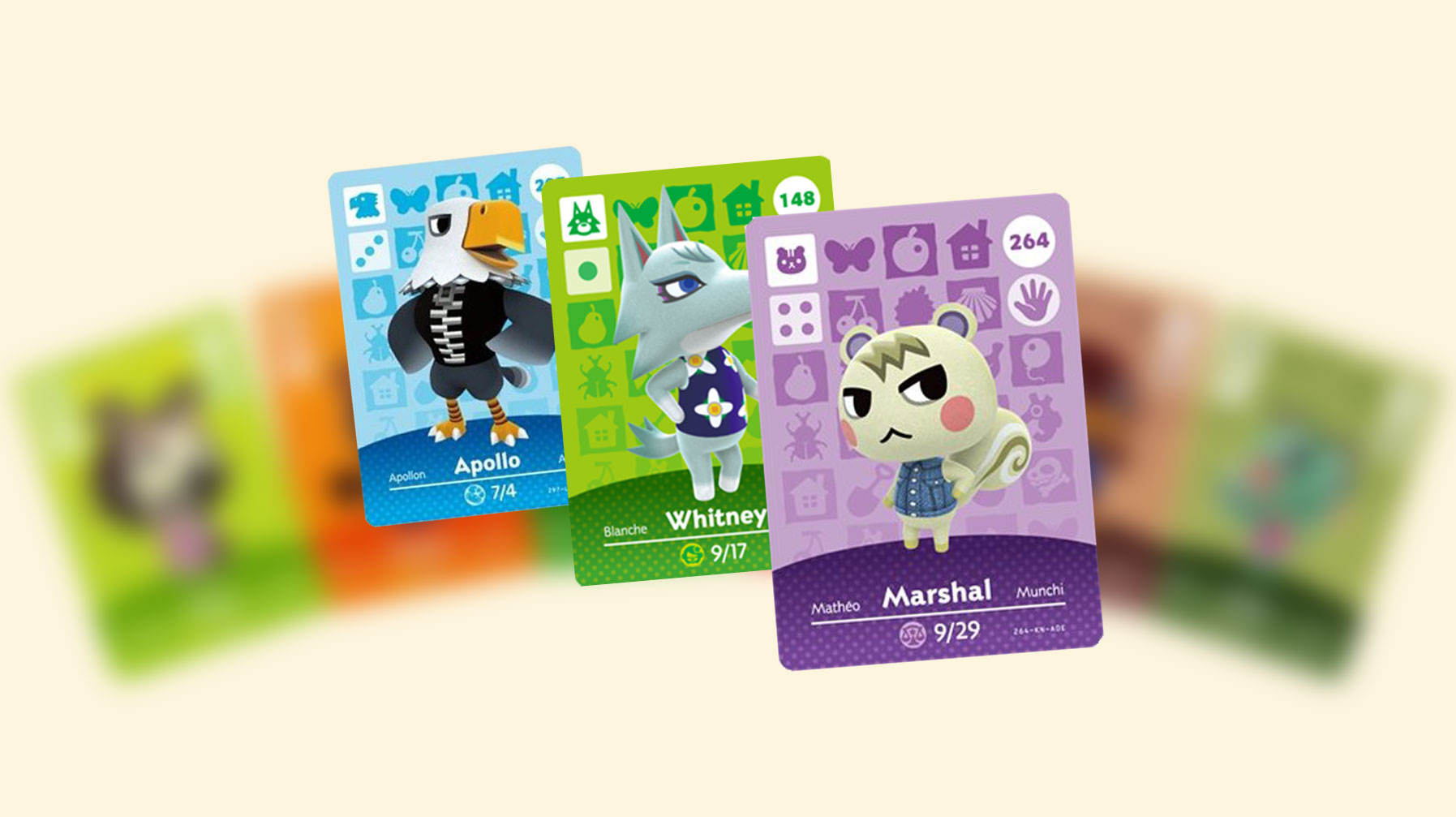 People on eBay are asking insane prices for these Animal Crossing amiibo cards screenshot