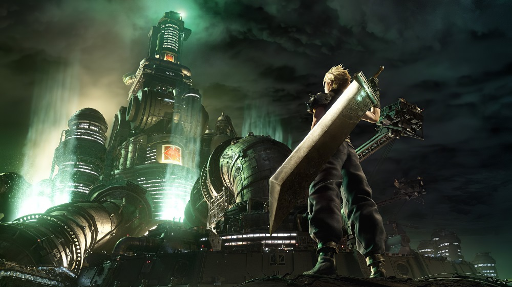 Final Fantasy VII Remake dynamic theme available to PlayStation Plus subscribers screenshot