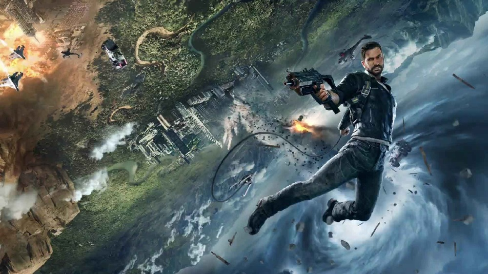 Just Cause 4 will be free on Epic Games Store later this week screenshot