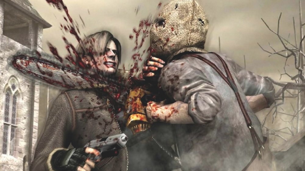 Rumor Resident Evil 4 Remake Currently In Development At M Two