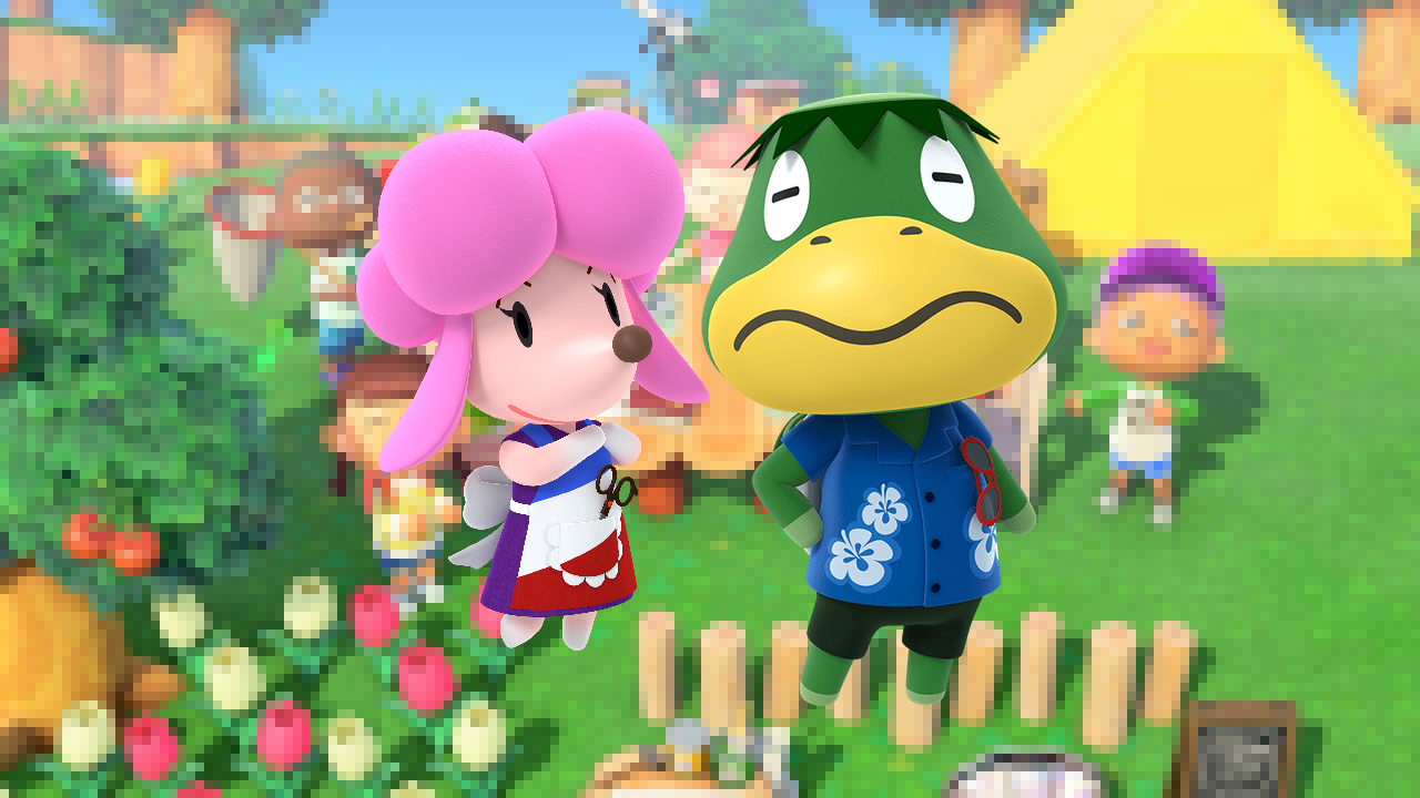 Animal Crossing: New Horizons's lack of familiar faces has me focusing more on its faults screenshot