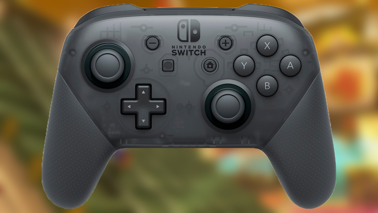 Latest Switch update lets you remap your controllers screenshot