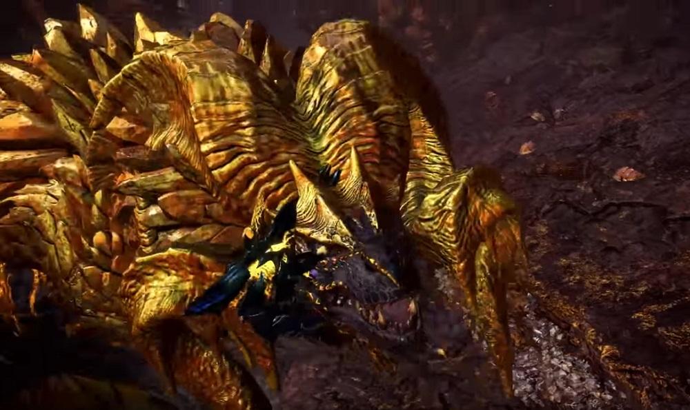 Monster Hunter World: Iceborne bringing ferocious new prey April 23 screenshot