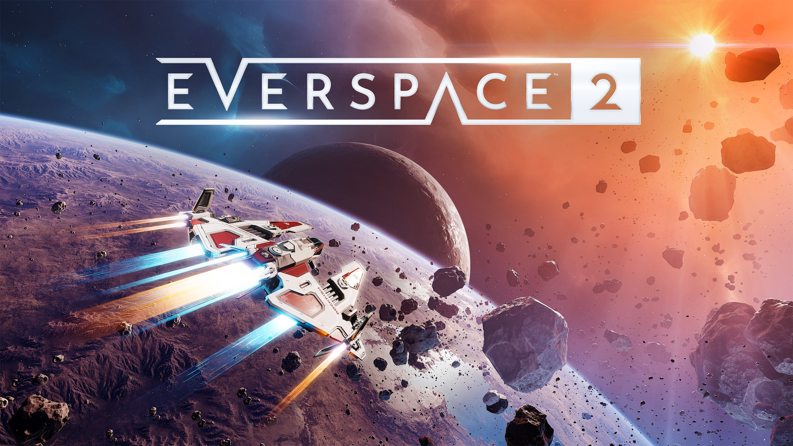 Contest: Get your hands on an exclusive prototype build of Everspace 2 screenshot