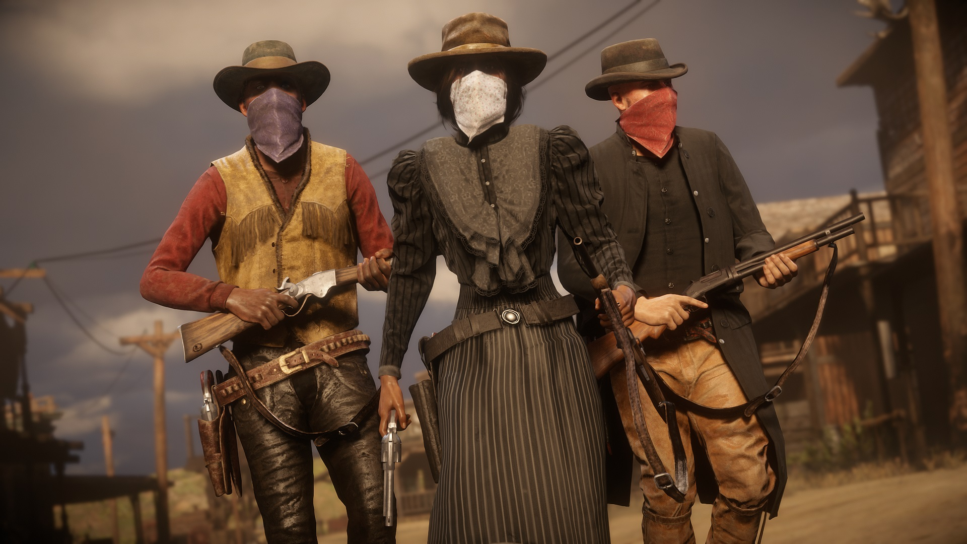 Red Dead Online has big Free Roam bonuses and a free Ability Card this week screenshot