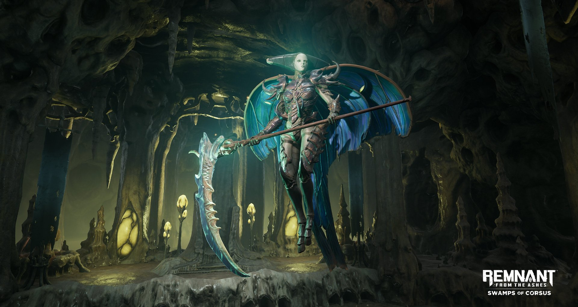Remnant: From the Ashes is worth revisiting with the Swamps of Corsus DLC screenshot