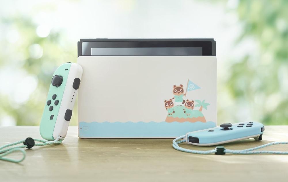 Japan will resume Nintendo Switch shipments this week screenshot