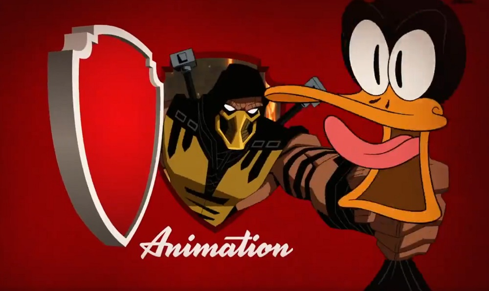 Mortal Kombat: Scorpion's Revenge includes the damnation of Daffy Duck screenshot