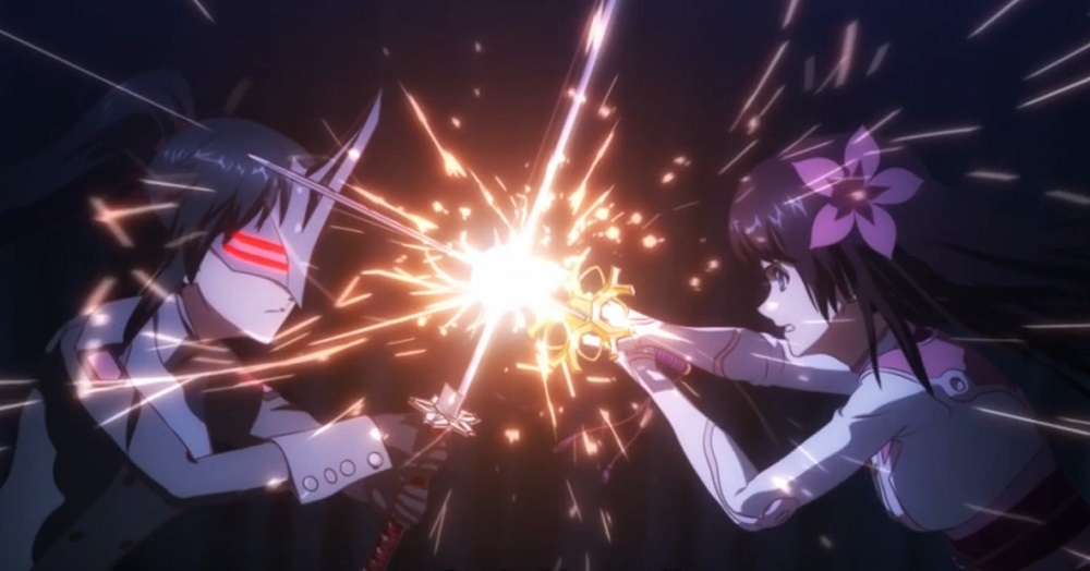 Prepare to square off with Sakura Wars' demonic adversaries screenshot