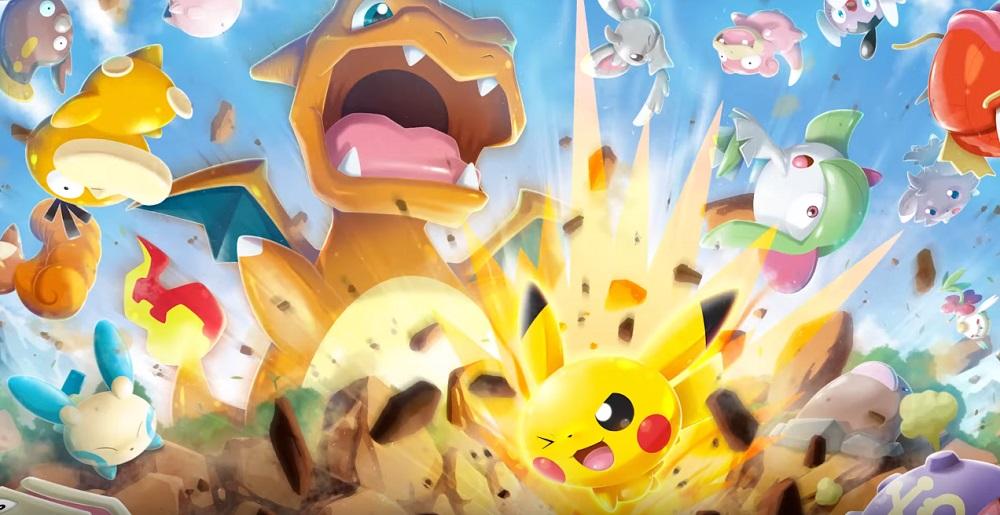 Pokemon Rumble Rush to cease all rumblin' this summer screenshot