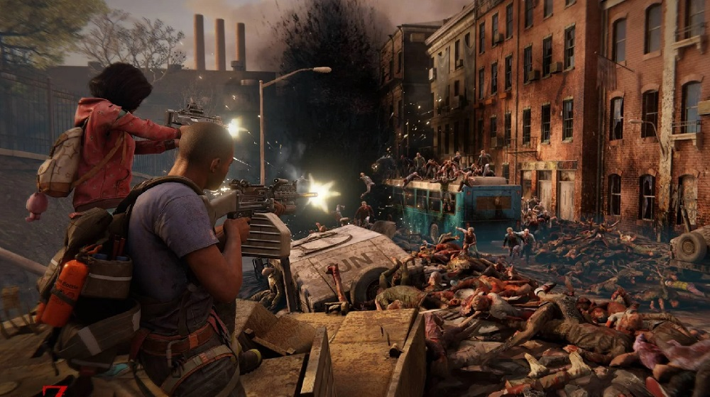 World War Z GOTY coming in May, Nintendo Switch port in the works screenshot