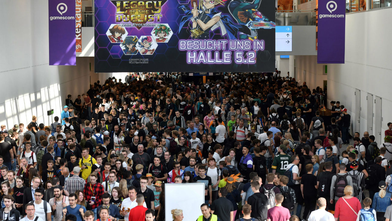 Germany probably just forced the cancellation of gamescom screenshot