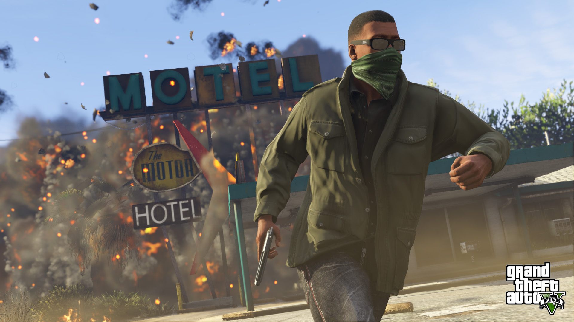 A new GTA is in the works, and it'll reportedly be smaller in scope at launch screenshot
