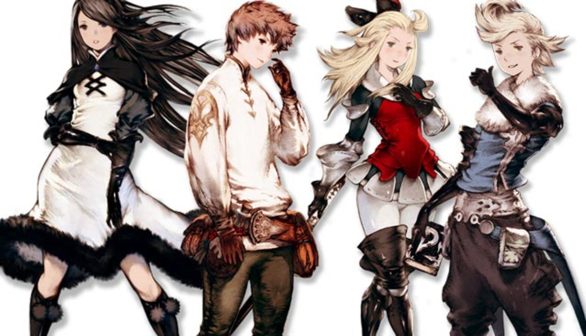 Bravely Default boss says that he already has ideas for a Bravely Third screenshot
