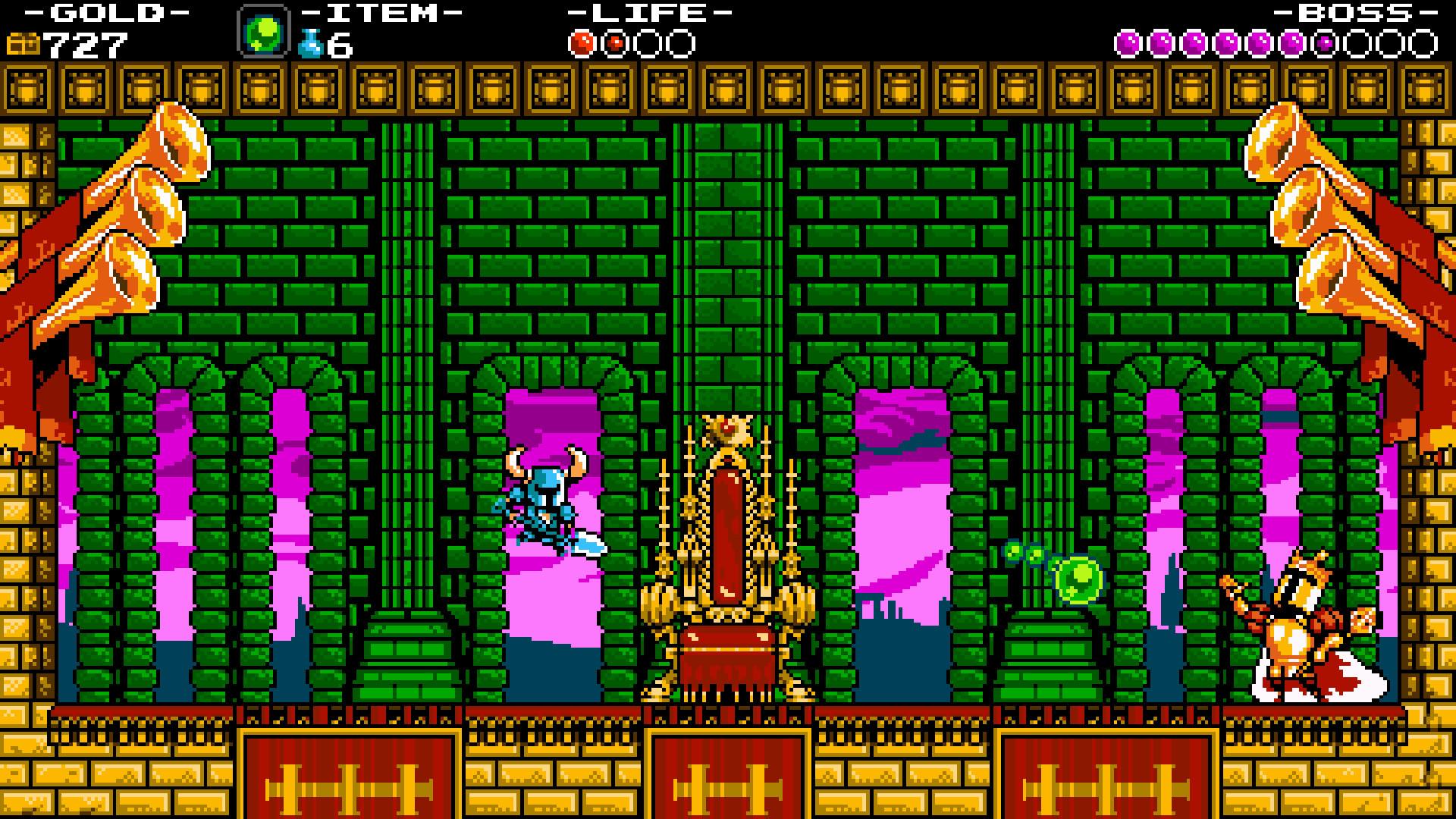 Nintendo Download: Shovel Knight: Shovel of Hope screenshot