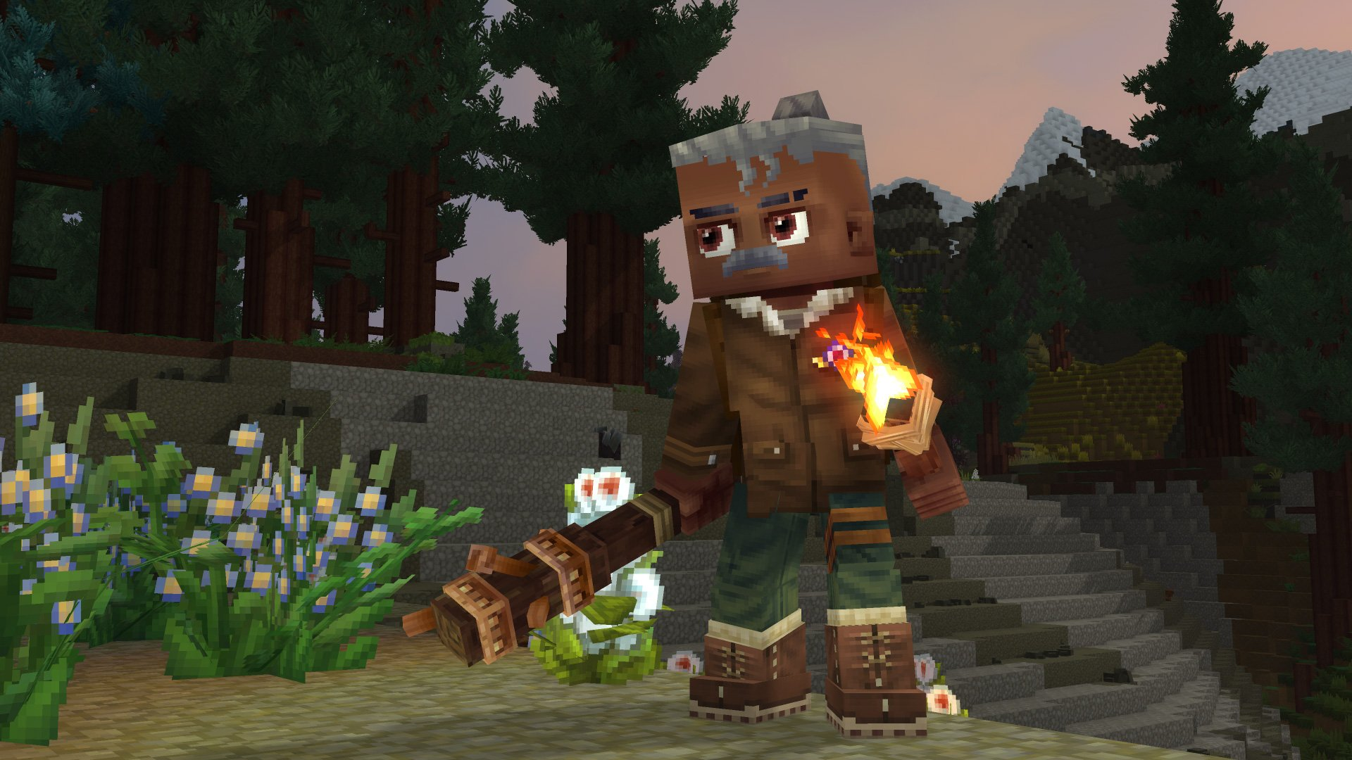 Riot Games acquired the creator of sandbox RPG Hytale screenshot
