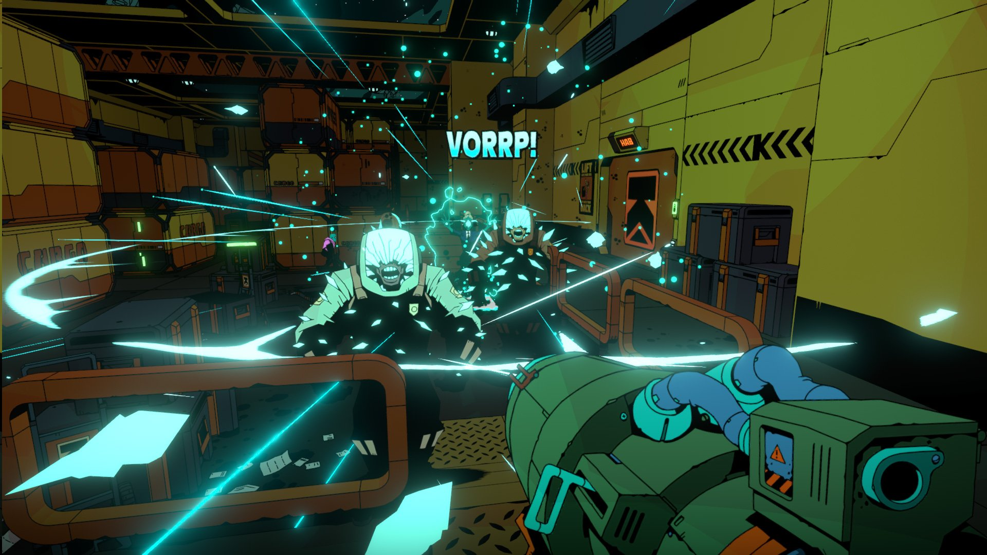 Roguelike shooter Void Bastards hits Switch and PS4 on May 7 screenshot
