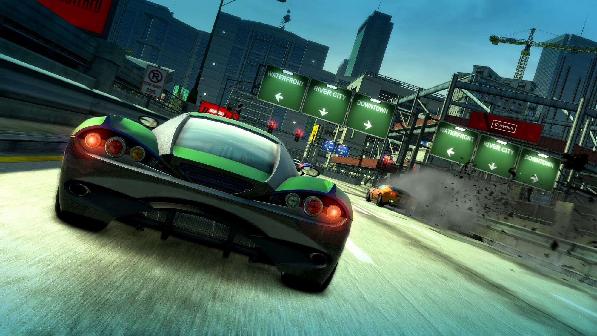 Burnout Paradise Remastered is out on June 19, according to the Switch eShop screenshot