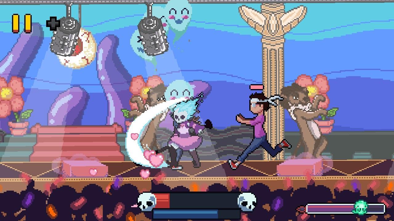Contest: Slay your fans as a demonic idol in your new Switch copy of Kawaii Deathu Desu screenshot