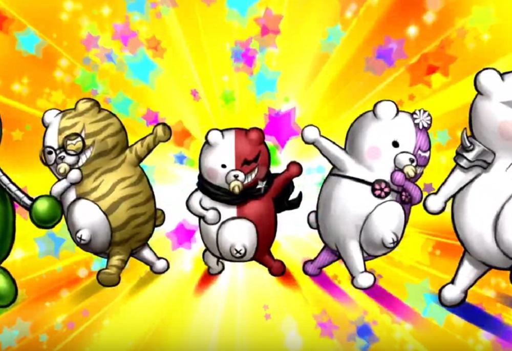 Danganronpa opens Japanese 10th anniversary website screenshot