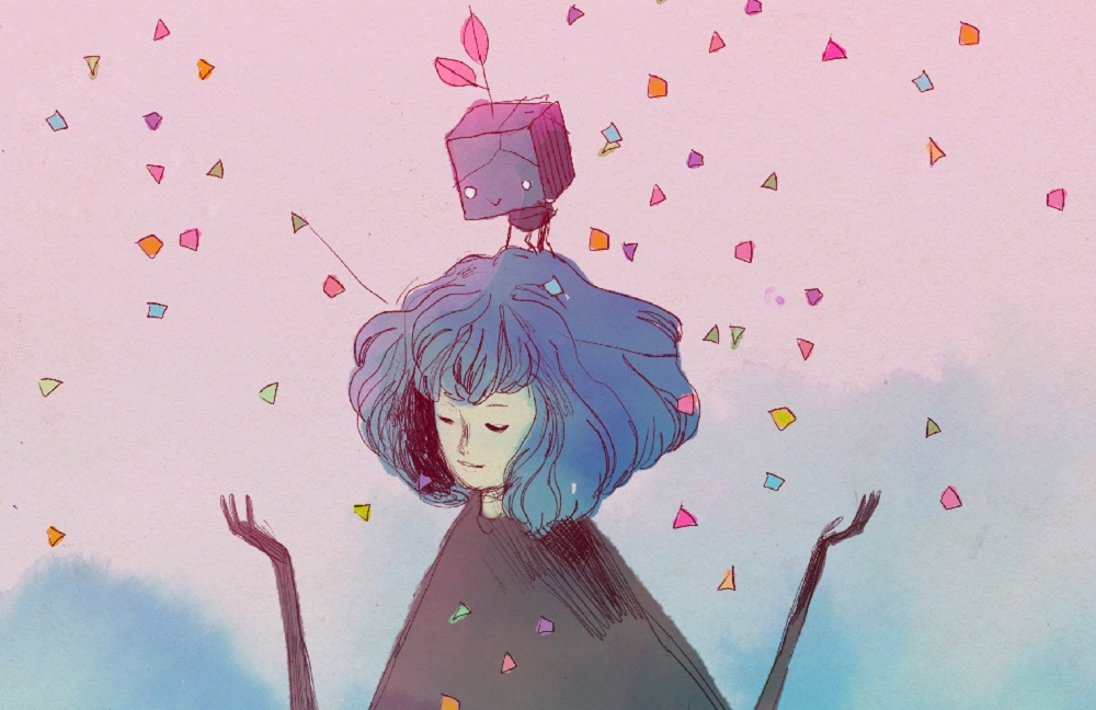 Gris celebrates over one million copies sold screenshot