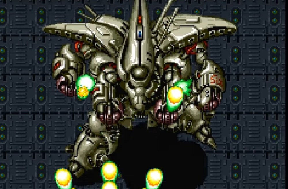 Out Zone, Twin Cobra, and other classic Toaplan shmups coming soon from M2 screenshot