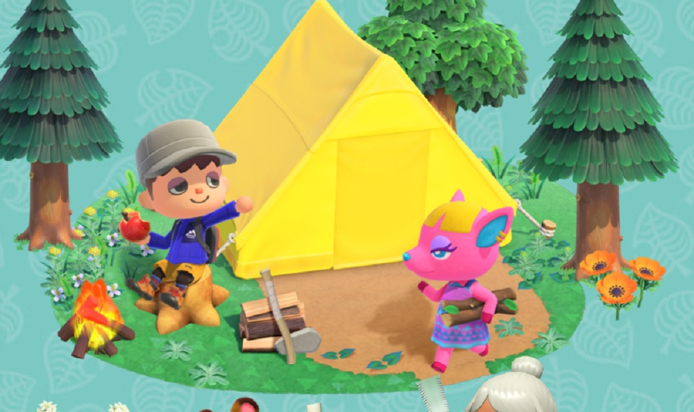 Nintendo details a 'series of free updates' for Animal Crossing: New Horizons screenshot