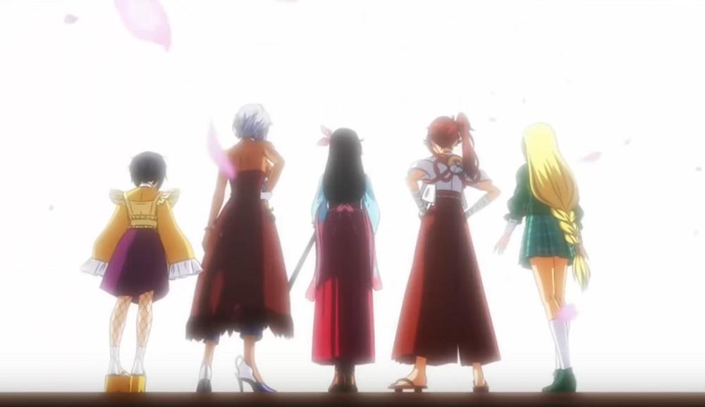 Sakura Wars aims to springboard new fans into its spirited world screenshot