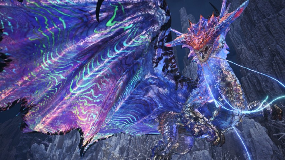 Namielle is coming for you in Monster Hunter World: Iceborne update screenshot