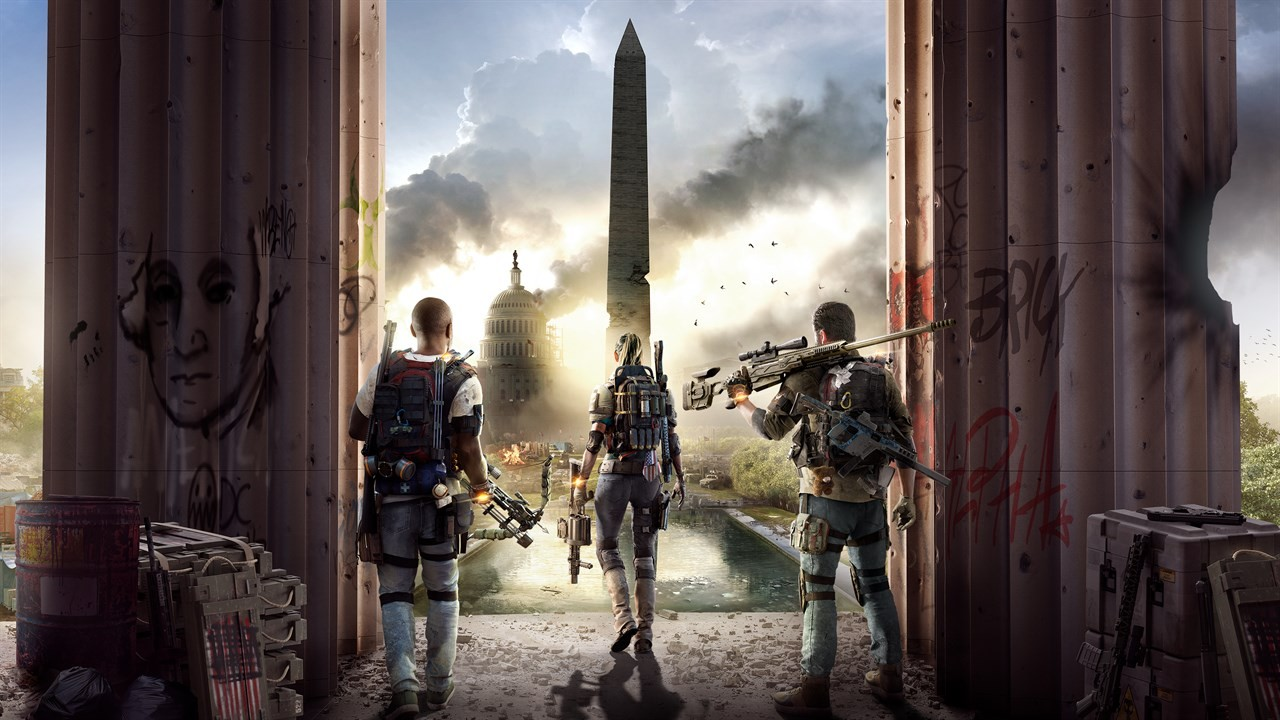 The Division 2 has a free trial right now screenshot