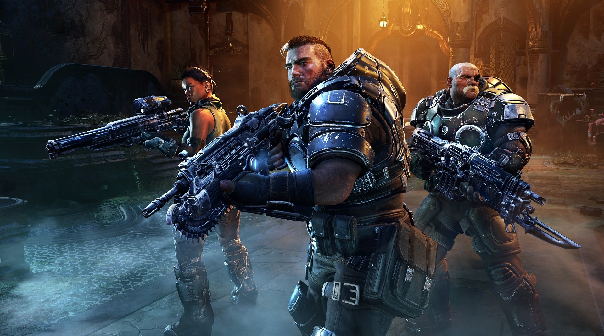 Review: Gears Tactics photo
