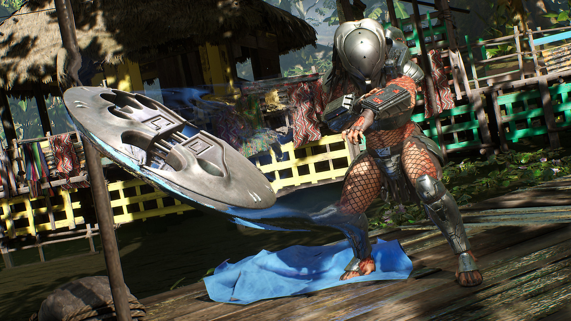 Watching developers play Predator: Hunting Grounds taught me a few tips screenshot