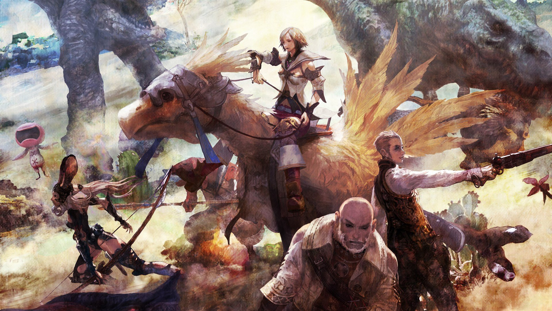 Final Fantasy XII got a helpful update on PS4 and PC screenshot