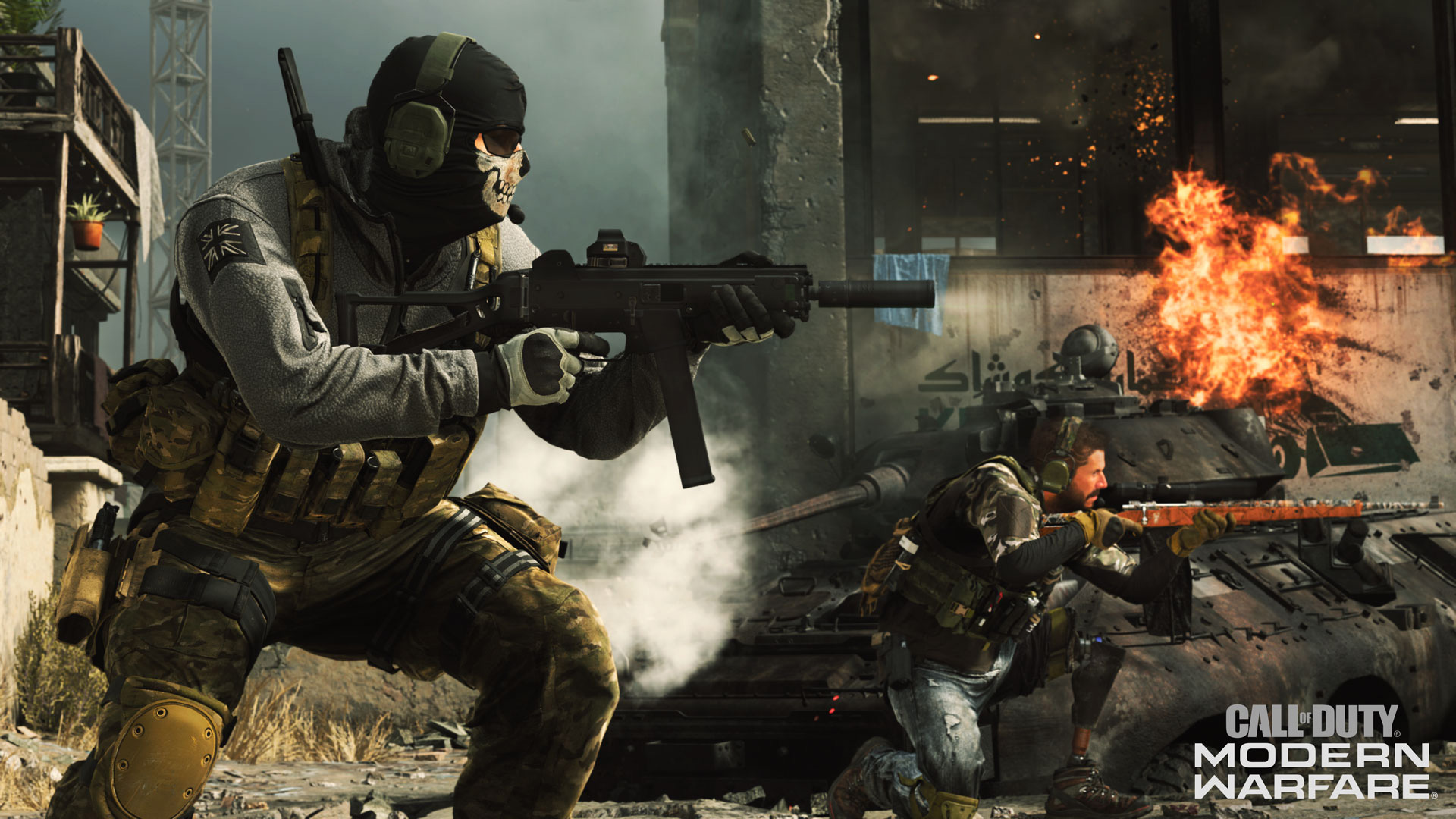 Call of Duty: Warzone has a free trial for Modern Warfare multiplayer until April 27 screenshot