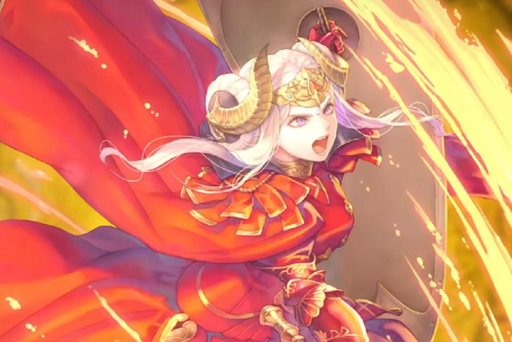 Fire Emblem Heroes adds Three Houses' Edelgard as new Legendary Hero screenshot